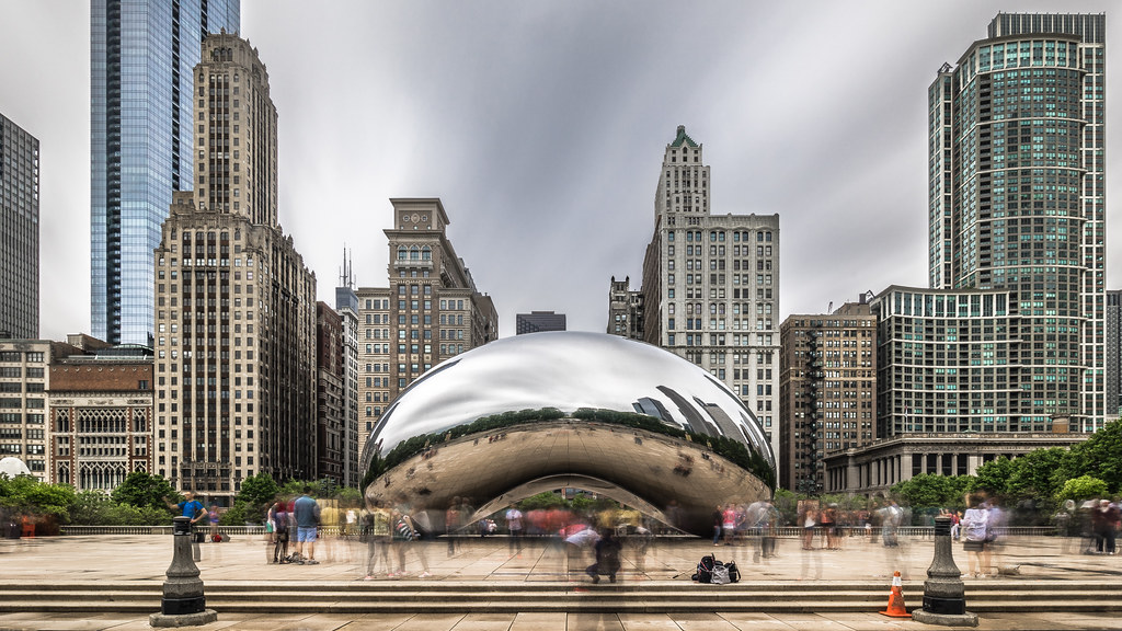 Cloud gate - Chicago, United States - Travel photography