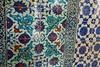 Ceramic tile detail