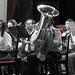 Musicos da Associação Filarmónica União Verridense