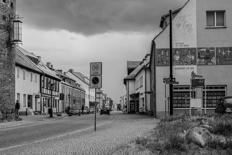 Beeskow Ortseingang