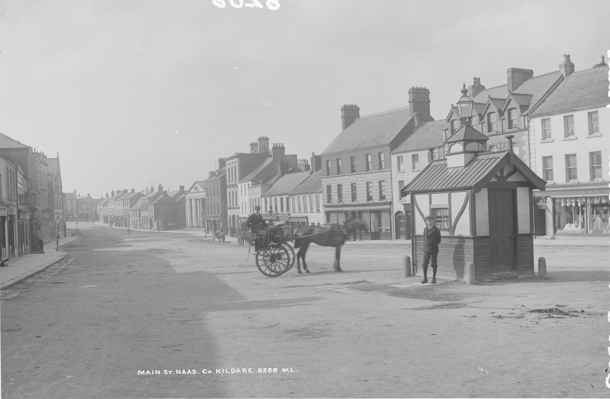 Main Street, Naas, Co. Kildare