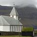 Viðareiði Church by Martin Third