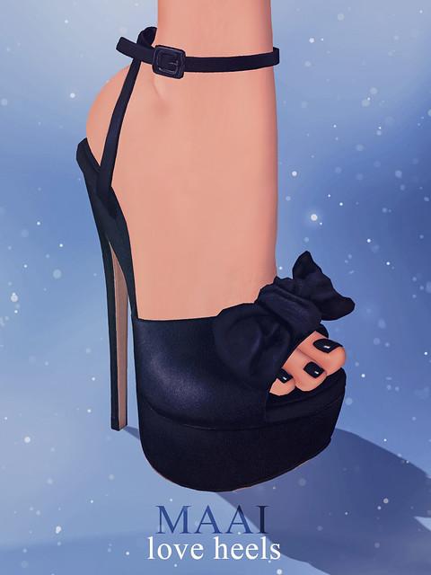 MAAI Love Heels