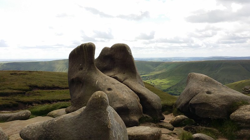 Rocks on Kinder #sh