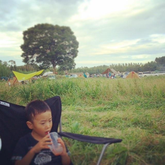 素人キャンプ