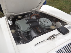 Fiat 1600 S Cabrio (1963) with OSCA engine
