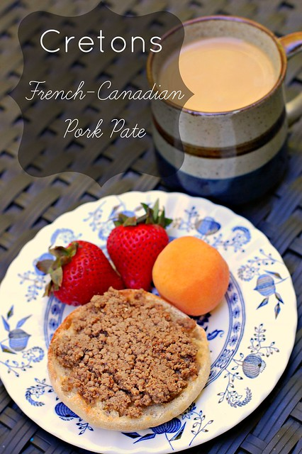Cretons (French-Canadian Pork Pate)