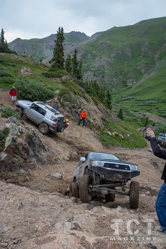 FJ Summit #9 in Ouray, Colorado - Toyota Magazine