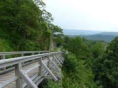 Zugang zur Festung Hohentwiel