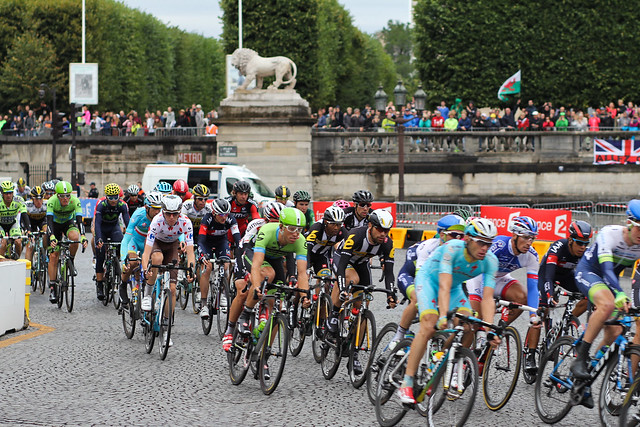 Tour de France 2015 - Paris