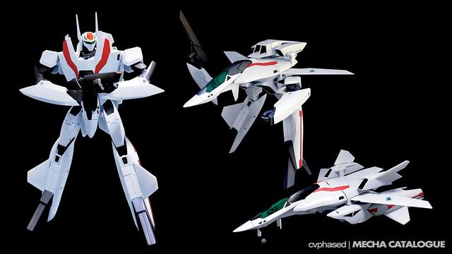 Evolution Toy - 1/60 VF-2SS Valkyrie II [Silvie Gena Use]