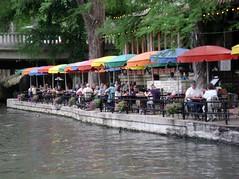 San Antonio Riverwalk - April 2010