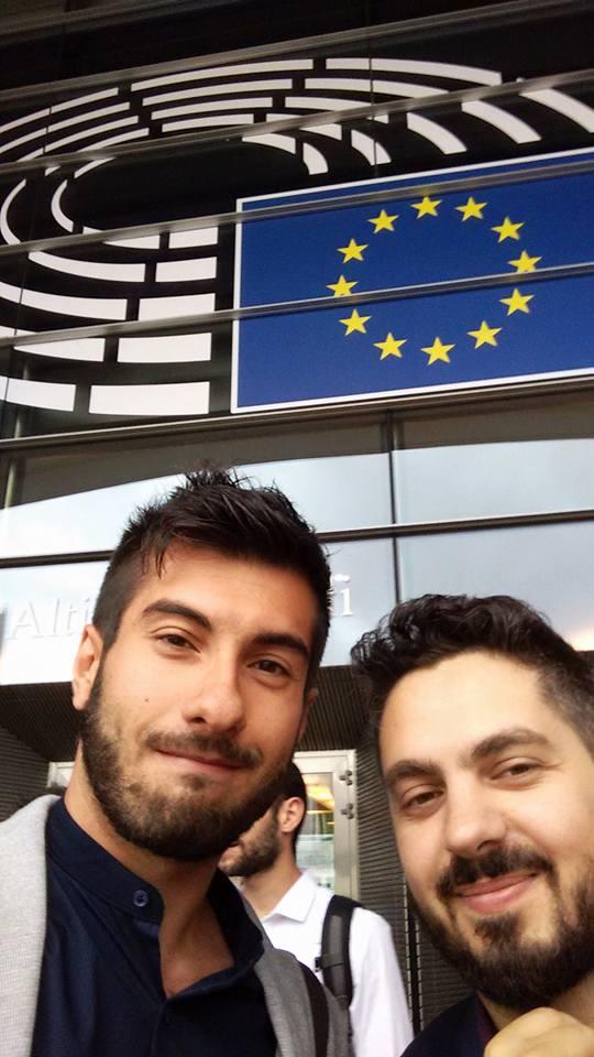 Casamassima-Fabio Rella e Adriano Bizzoco