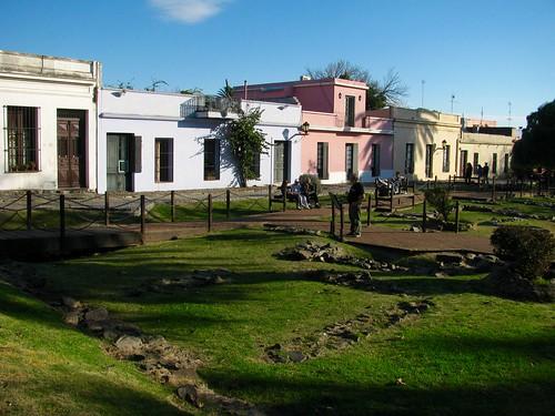 Plaza de Armas Colonia del Sacramento, Uruguay