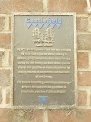 Photo of Brass plaque number 39926