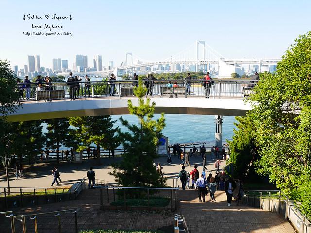 台場一日遊台場海濱公園夜景百貨公司必看 (16)