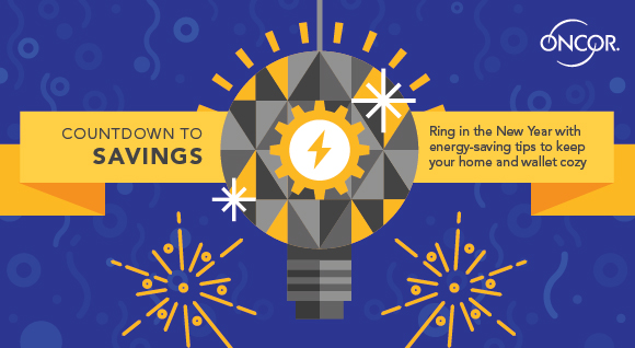 Tips to Save Energy in the New Year