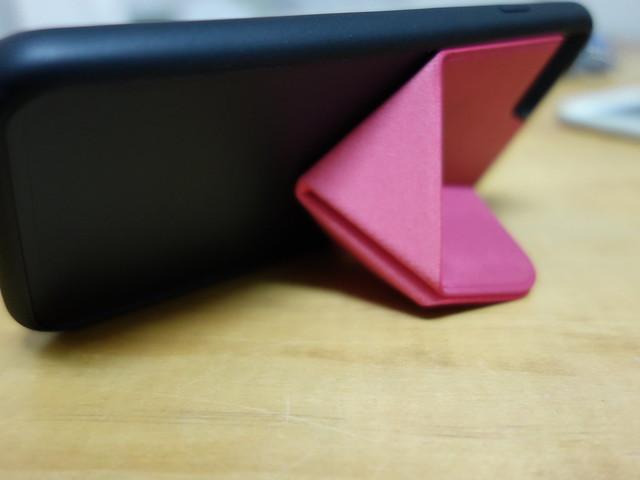 摺起來就能讓手機乖乖站好@skinarma XPAL iPhone7變形折疊立架保護殼