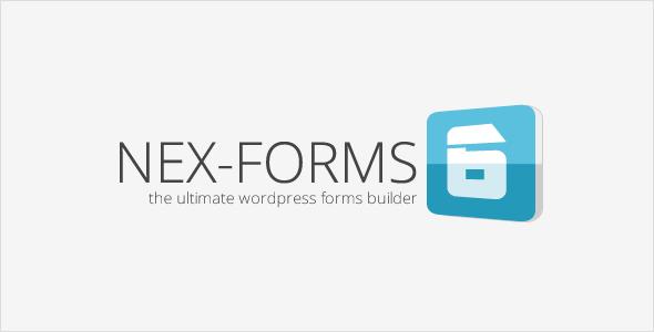 NEX-Forms v6.0.6 – The Ultimate WordPress Form Builder
