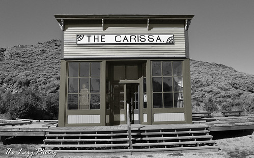 Sept 2011 - South Pass City - The Carissa, a mercantile store