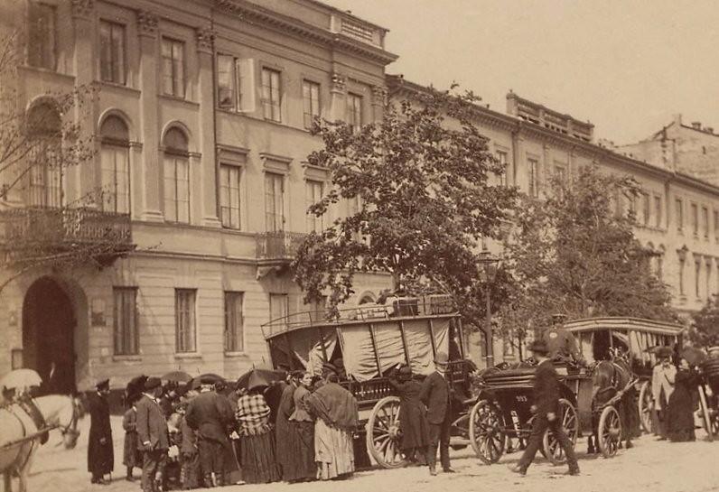 Tak Wygladala Warszawa W 1870 R Niezwykle Zdjecia Miasta Z Xix
