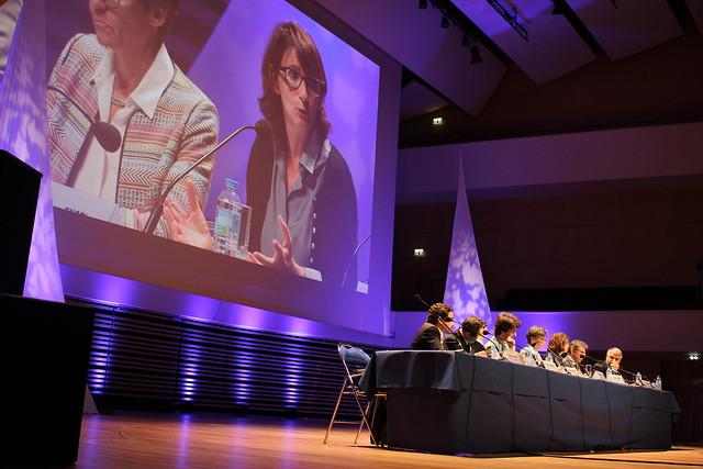 Laurence Engel - Rencontres nationales de la librairie 2015