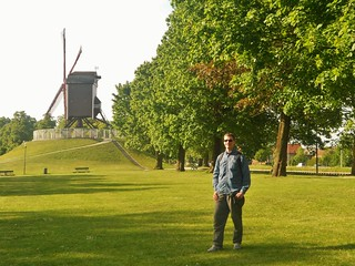 Dennis and a Windmill