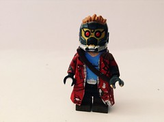 Lego guardians of the galaxy star lord v2