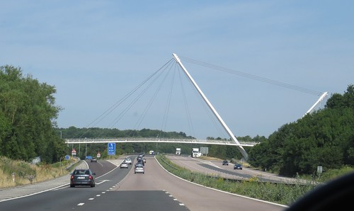 1537 Foot bridge at Ashford Kent