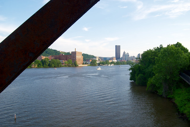Header of Allegheny River
