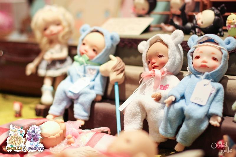 Dolls&Party 2015 Details ;)