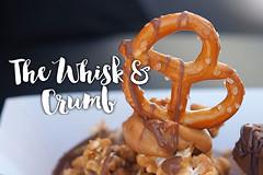 breakfast, food, dish, cuisine, snack food, pretzel,