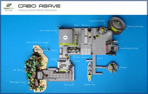 Cabo Agave - DA2 - Layout