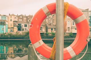 River Lee - Sullivan's Quay / Father Matthew Quay
