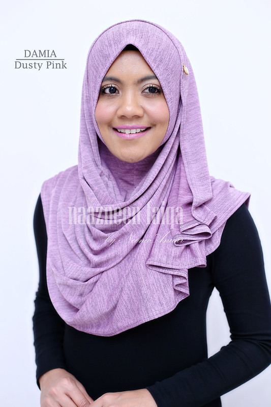 Damia (Dusty Pink)