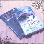 Mais dois para a minha coleção Tolkien. #books