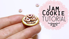 Linzer Jam Cookie Tutorial