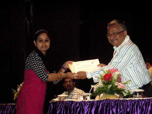 Certification distribution ceremony in Guwahati, India