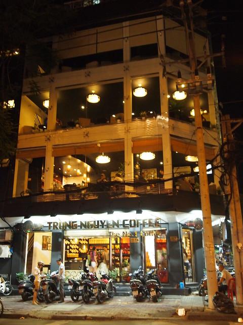 P6249720 Trung Nguyen Coffee(チュングエンコーヒー) ベトナム コーヒー