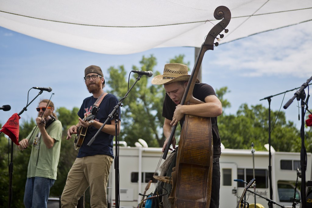 Old Salt Union | Nebraska Folk and Roots Festival