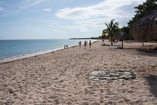 Image of Playa Ancón near Trinidad. cuba playaancón sanctispíritus