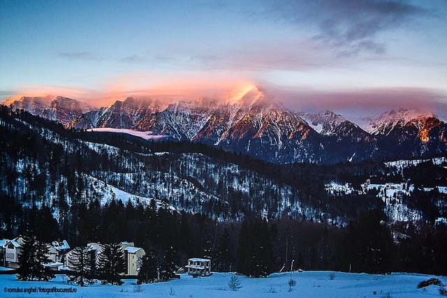 Predeal, Romania - Munții Carpați