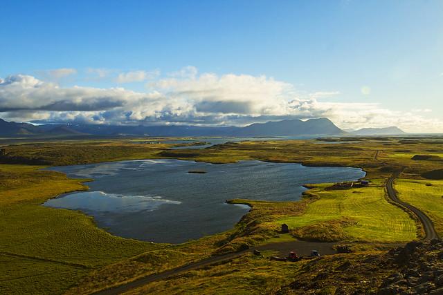 The North Coast of Iceland
