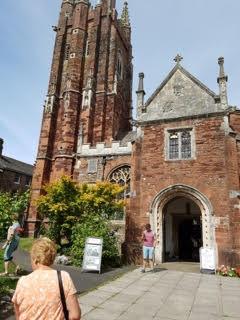 St Mary Totnes, Devon