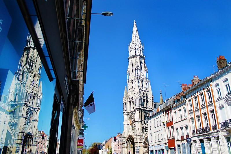 Drawing Dreaming - Guia de Visita de Lille - Église du Sacré Coeur