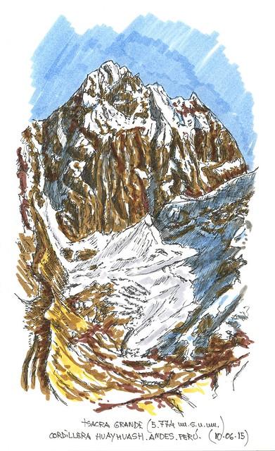 Tsacra Grande (5.774 m.s.n.m.)