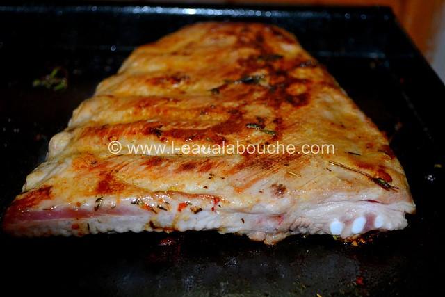 Travers de Porc Mariné à la Plancha :copyright: Ana Luthi  :copyright: Ana Luthi Tous droits réservés 000002