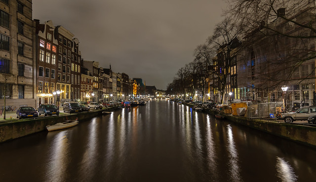 I am Amsterdam - At night