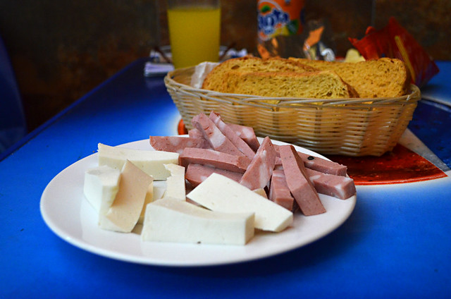 Cheese and Mortadella, Gran Canaria