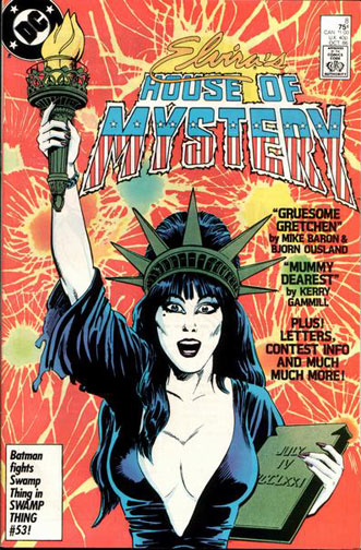 Elvira's HOM #8